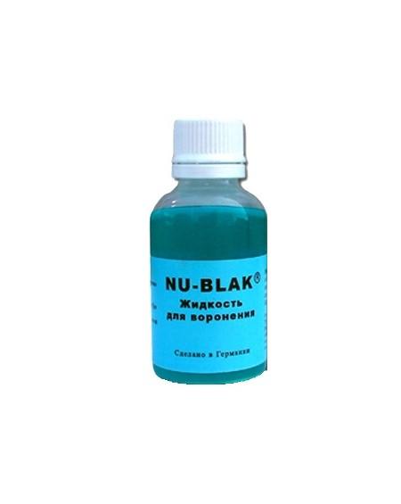 Средства для чистки карабина Жидкость для воронения NU-BLACK 50 мл