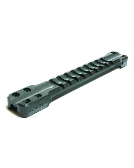 Крепления Основание на WEAVER для установки на гладкострольные ружья  (ширина 8-9мм) 008091-1